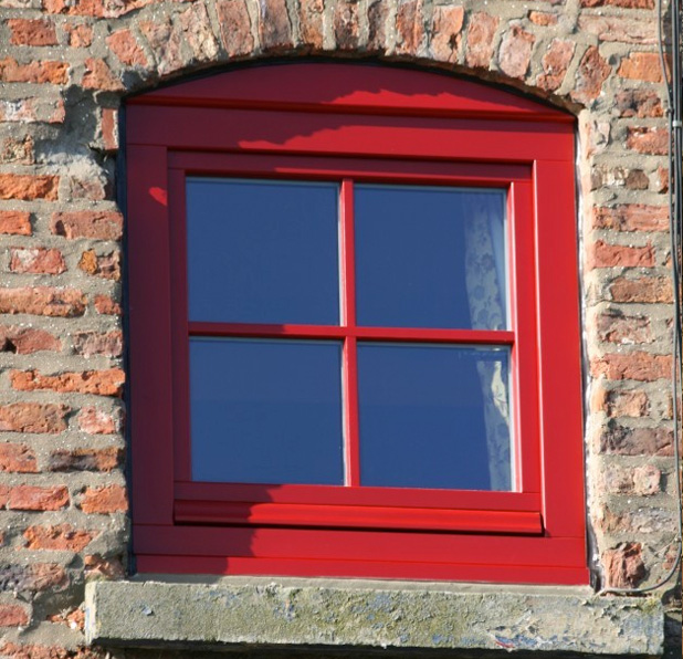 Timber tilt and turn window