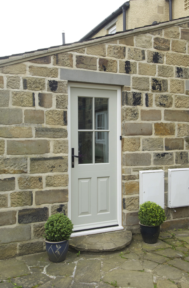 Timber window door inspiration timber windows north for White back door