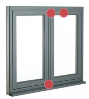 • Contemporary Flush Casements